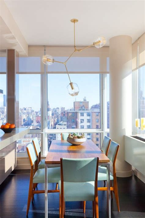 new york city condo stuns with color and