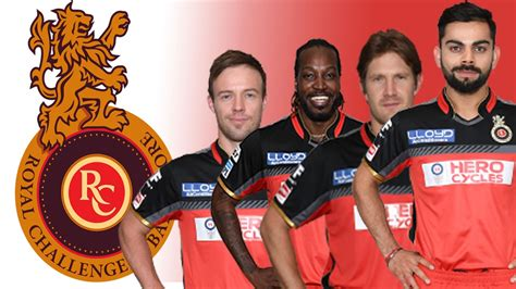 ipl rcb team in 2017 ipl2017 rcb will win today gujarat lions vs royal