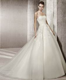 pronovias wedding dress pronovias wedding dresses 2012 you bridal collection wedding inspirasi