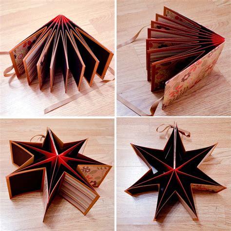 Handmade Gifts Book - book mini scrapbook album unique personalised