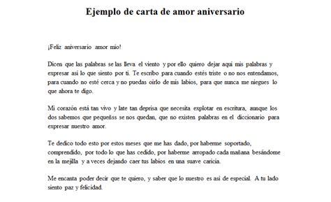 testamento de aniversario para novia mejor conjunto de frases ejemplo de carta de amor aniversario ejemplos de carta