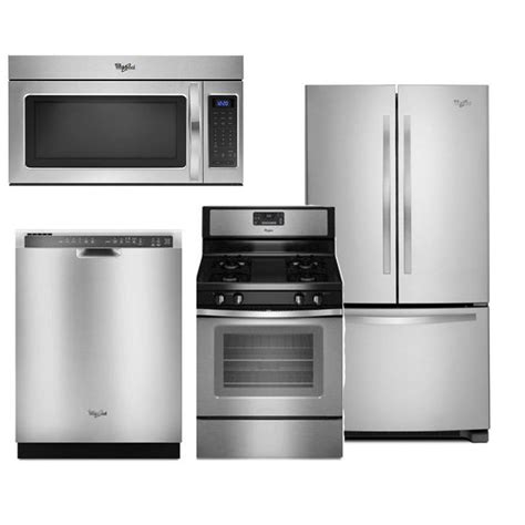 Kitchen Appliance Reviews by Whirlpool 4 Gas Kitchen Appliance Rc Willey