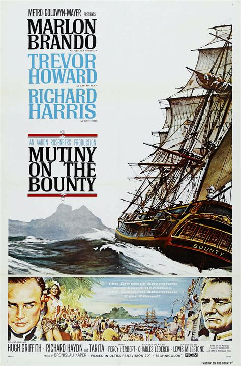 the bounty news mutiny on the bounty 1962 wikiwand