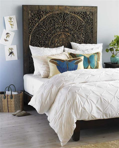 unique headboard bedrooms pinterest