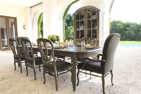 City Furniture Miami by City Furniture Belgian Oak Rustic Dining Tables
