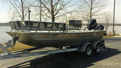 bowfishing boat kicker motor new boat