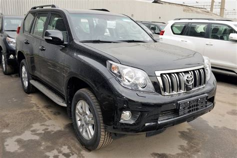 Toyota Land Cruiser 2012 2012 Toyota Land Cruiser Prado Pictures 4 0l Gasoline