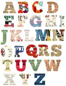 free printable scrapbook letters diy crafts printables