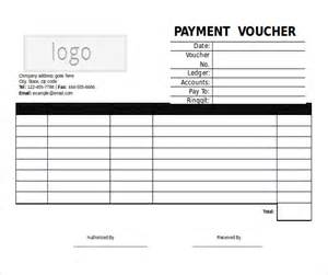 10 microsoft word format voucher templates free download free