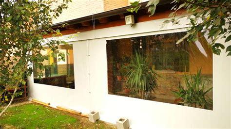teli in pvc per verande chiusure laterali in pvc per gazebo e verande teloneria
