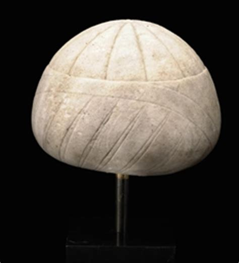Ottoman Turban An Ottoman Carved Marble Turban Turkey Late 18th Early 19th Century Christie S
