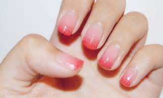 Pink ombre nails tumblr ombre nail art 5 jpg