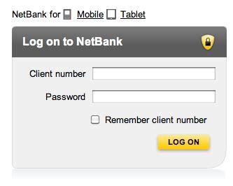 commonwealth bank banking log on www netbank au login netbank commonwealth logon