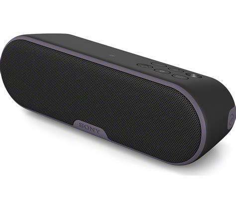 Speaker Sony sony srs xb2b portable wireless speaker black deals pc world