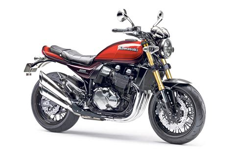 Kawasaki Motorbike by Kawasaki Z900rs Retro Imminent Mcn