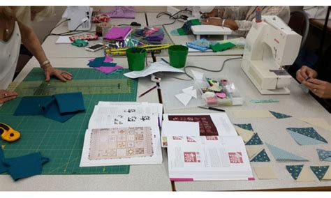 Patchwork Classes - patchwork and quilting classes in the solihull and south