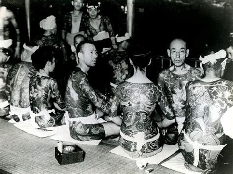 documentalium el origen de la yakuza