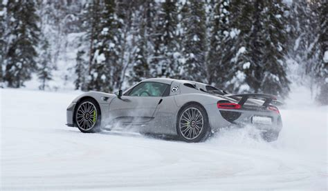 porsche winter gtspirit list porsche winter driving experience