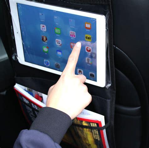 Car Organizer Gantungan Di Mobil Dengan Penahan Suhu Car Organizer gantungan kursi mobil organizer barang dengan slot black jakartanotebook