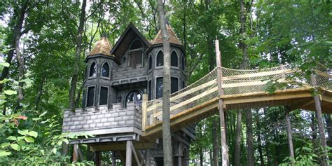 treehouse castle the webb page wall murals