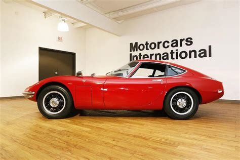 Toyota 2000gt For Sale This Beautiful Toyota 2000gt Is The Best Way To 1