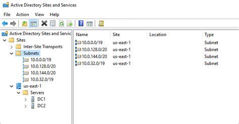 diseno de active directory active directory domain