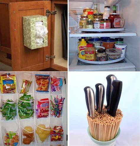 cosas para cocinar en casa 20 maneras de organizar y ahorrar espacio en la cocina