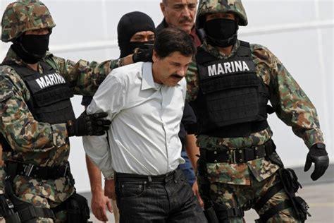 El Chapo Ukuran L arrestation d el chapo l envers d un coup de filet spectaculaire emmanuelle steels am 233 rique