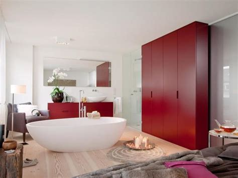 bath in bedroom ideas 30 all in one bedroom and bathroom design ideas for space