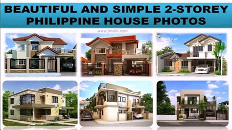 how to design my house 1 million pesos house design philippines youtube