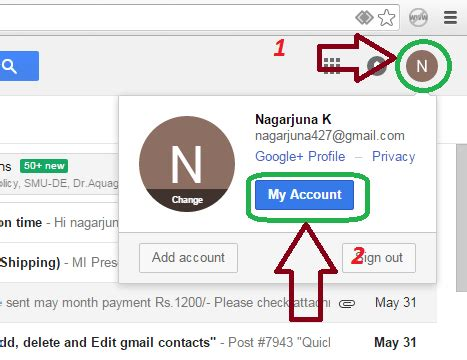 how to delete a gmail account how to delete gmail account permanently with pictures