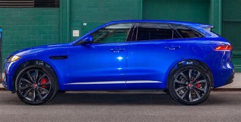 2019 jaguar suv 2019 jaguar f pace diesel luxury suv best jaguar