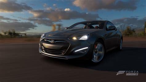 2013 hyundai genesis coupe 3 8 track for sale forza horizon 3 cars