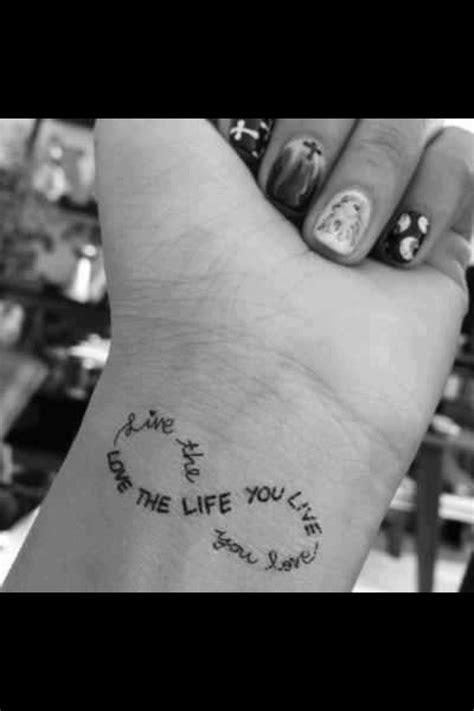 Best 25+ Infinity wrist tattoos ideas on Pinterest