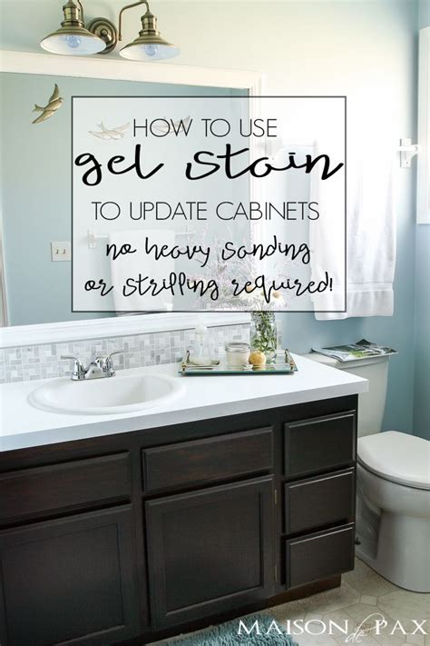 how to use gel stain on kitchen cabinets 25 best ideas about gel stain furniture on pinterest