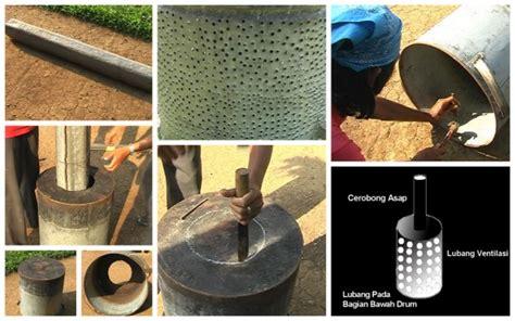 Sekam Bakar Surabaya cara mudah membuat arang sekam padi rony agriculture