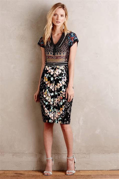 Anthropologie Gift Card Online - margot pencil dress anthropologie