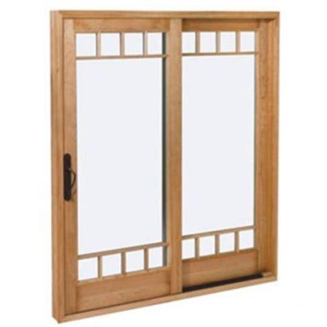Marvin Sliding Patio Door Patio Doors And Sliding Doors Custom Built Windows Inc