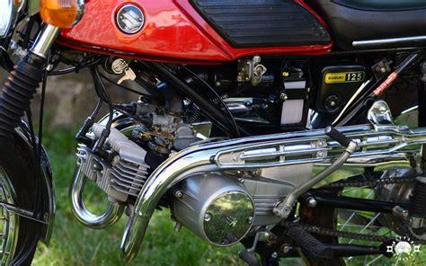 125 Motorräder Mit 15 Ps by Die Sensationelle Suzuki T 125 Stinger Agiler Zweitakt