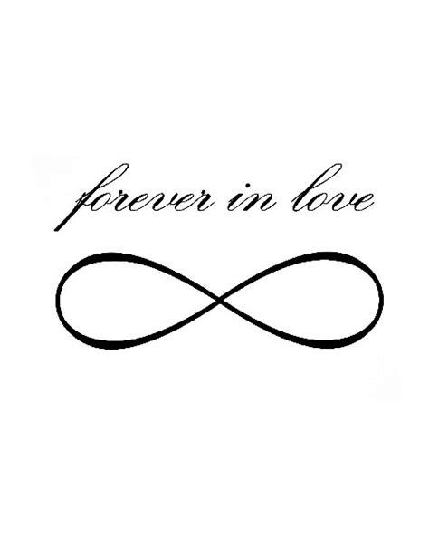 Infinity Tattoo Art | forever in live infinity tattoo tattoo art pinterest