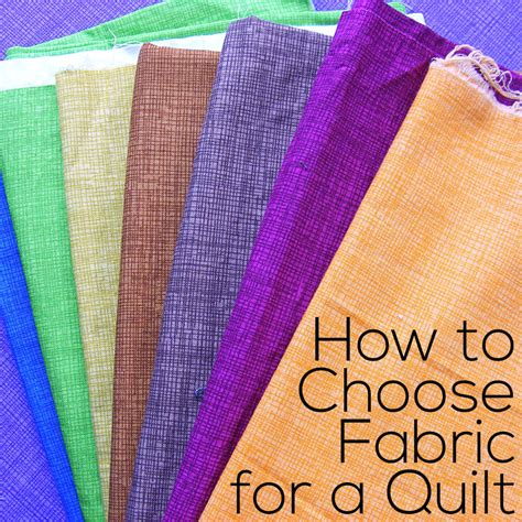 how to choose fabric for curtains tips for choosing fabrics for a quilt shiny happy world