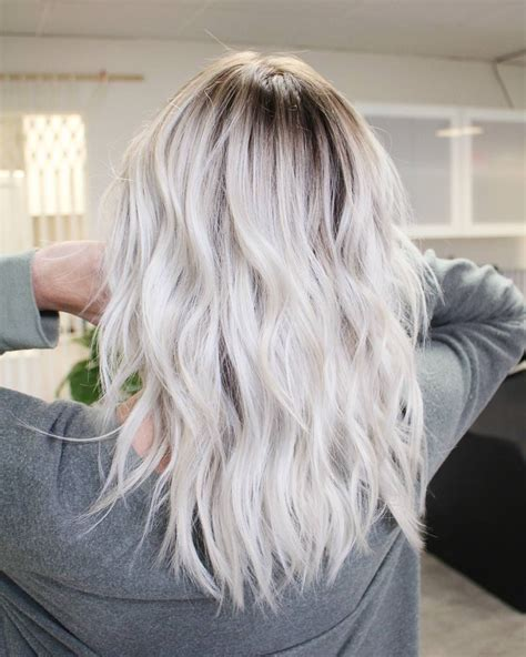 how to get icy silver hair awesome 50 picture perfect platinum blonde hair looks