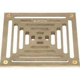 6 Floor Drain by Drains Amp Traps Floor Drains Zurn 6 Quot X 6 Quot Square Floor
