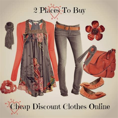 8 Best Places To Buy Clothes by 2 Places To Buy Cheap Discount Clothes