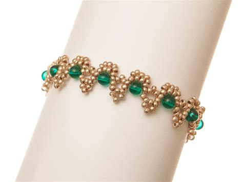 patterns for seed bead bracelets beading tutorials beading patterns bracelet tutorial seed bead