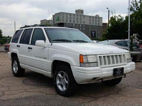 1998 jeep grand limited 1998 jeep grand 5 9l limited v8 4x4
