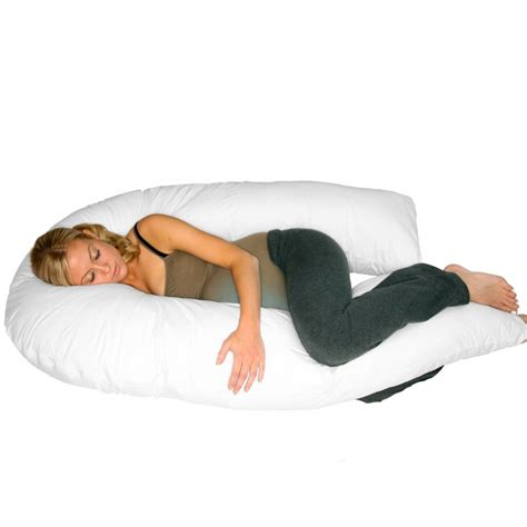 E Pregnancy Pillow by U Pillow Comfort Pregnancy Pillow