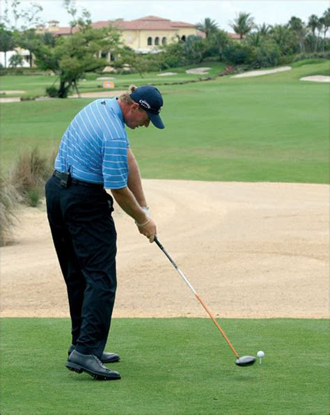 ernie els iron swing swing easy hit hard ernie els swing sequence
