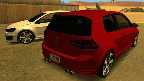gta san andreas 2015 vw golf 7r mod gtainside