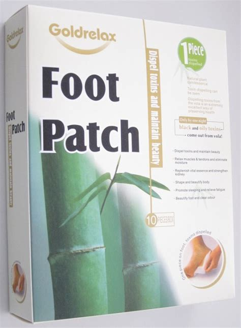 Q Footback Detox by China Detox Foot Patch China Foot Patch Detox Foot Patch